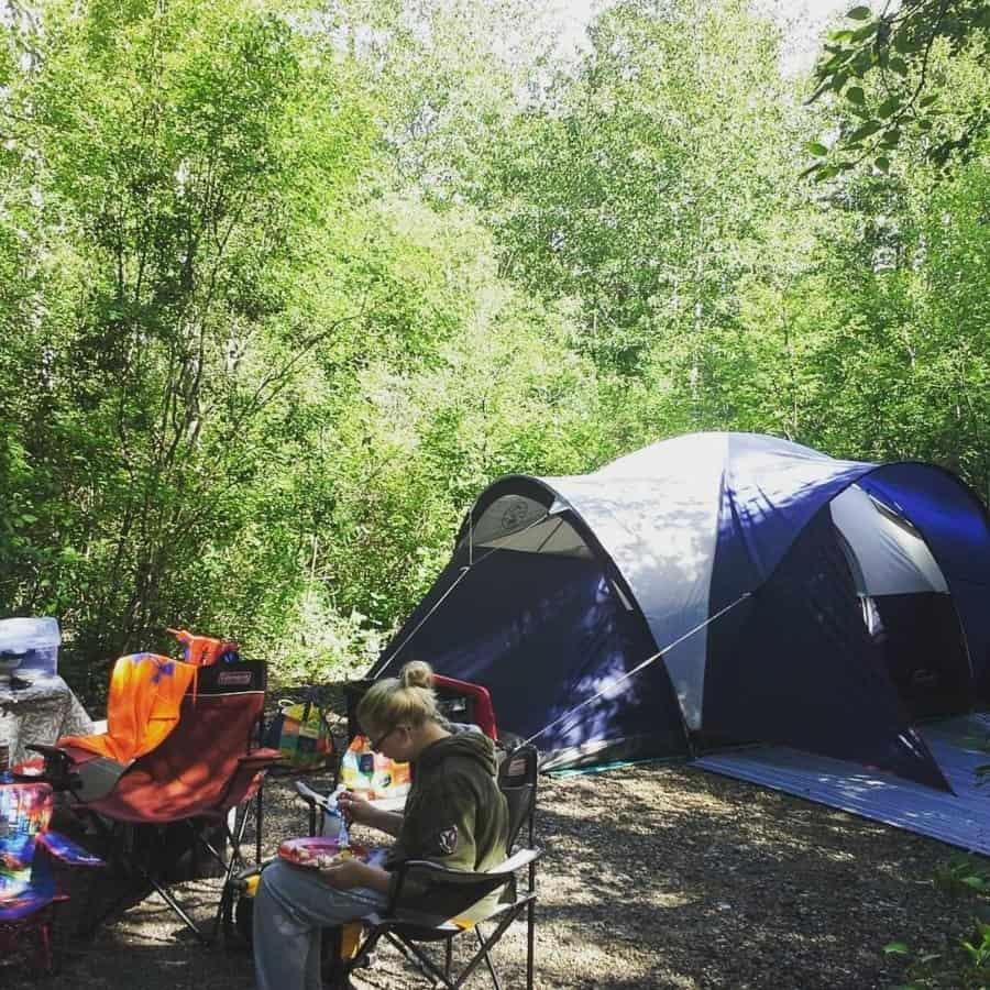 Coleman Montana Elite 8 Person Tent