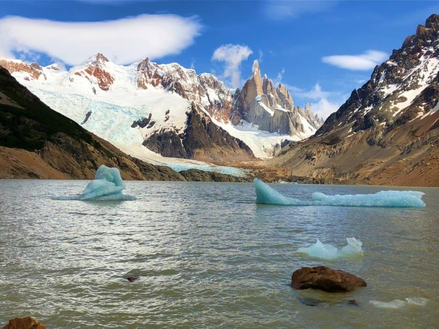 Laguna Torre Argentina