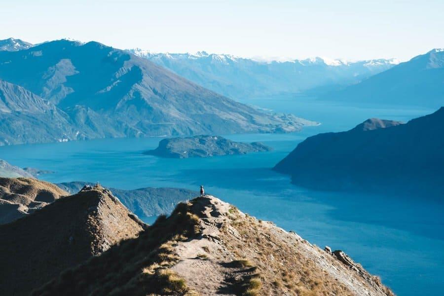 Roys Peak, Wanaka, New Zealand