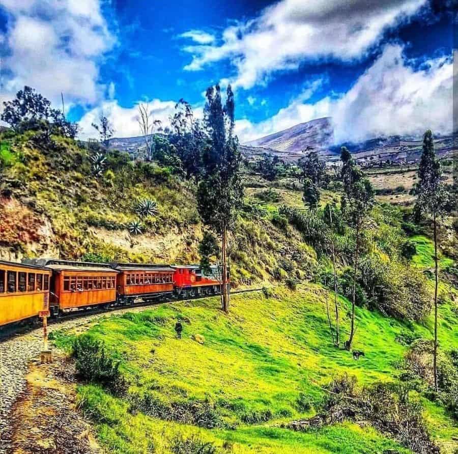 Scenic Rail Journey