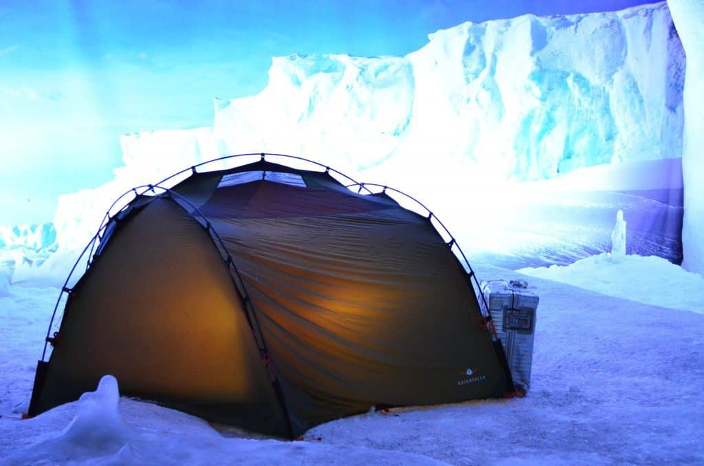 Types of tent heaters