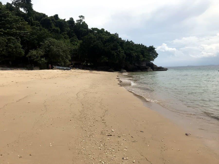 Keranji Beach, Malaysia