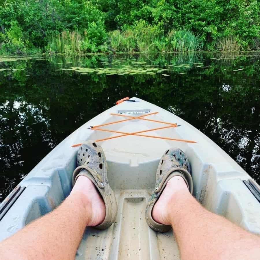 Length of Kayak
