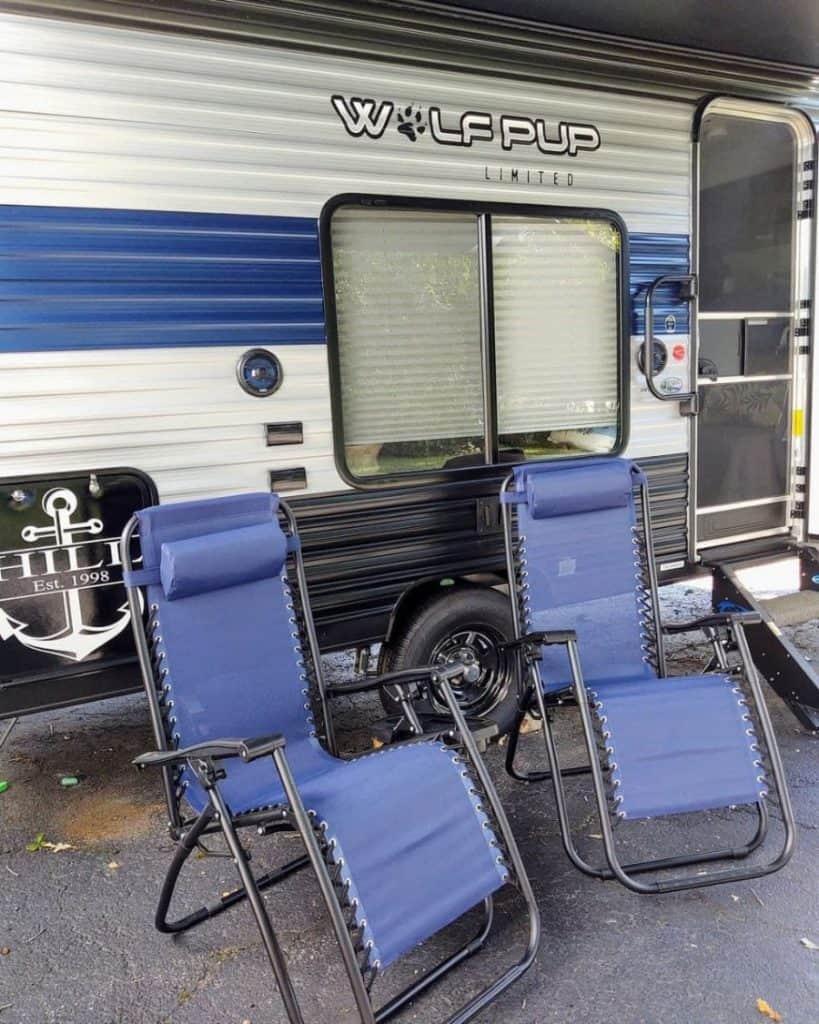 RV reclining chairs