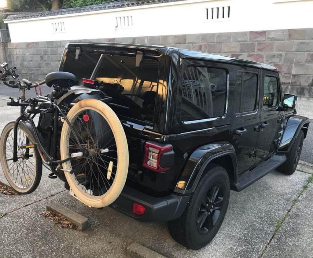 Best Spare Tire Bike Rack