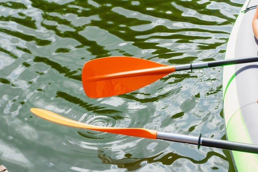 Best Kayak Paddle 4