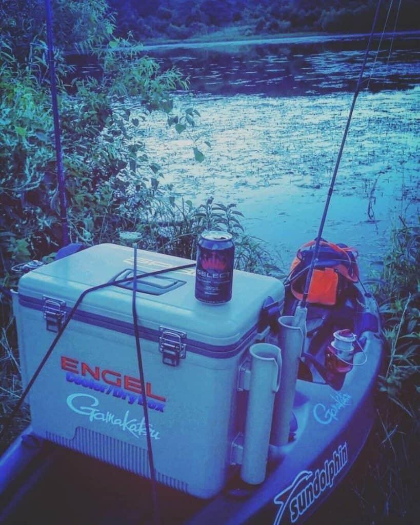 Engel 19 quart leak-proof air-tight drybox Credit@hensean