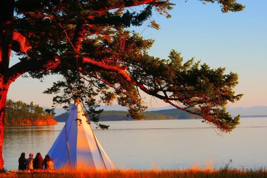Best tipi tent