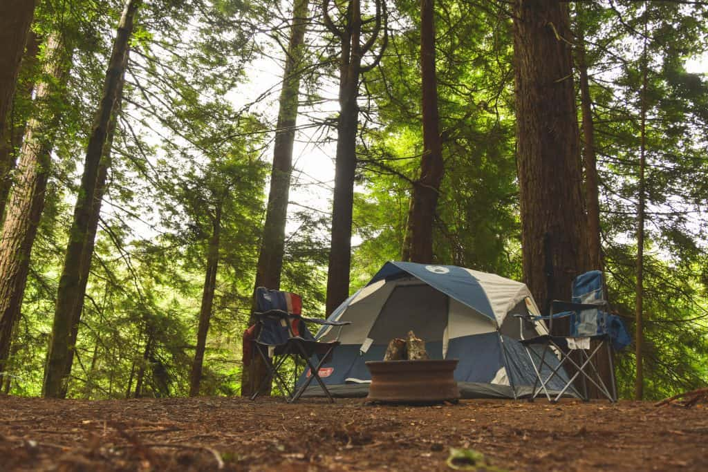 Camp on durable surfaces (2)