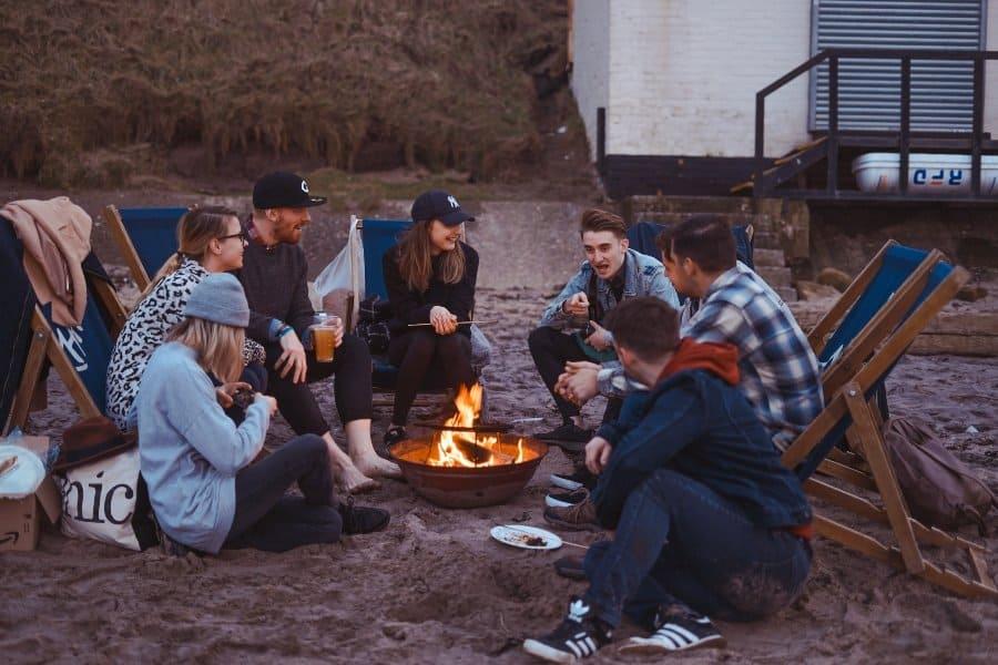 minimize campfire impact