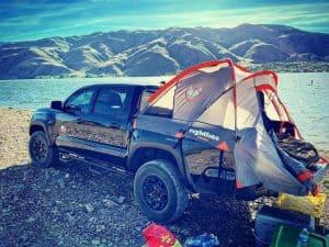 Best Truck Bed Tent Credit@garrett_reichman
