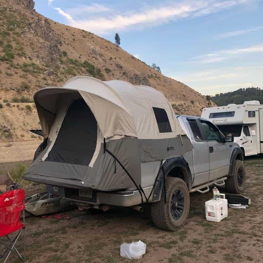 Best Truck Bed Tent Credit@turpen13